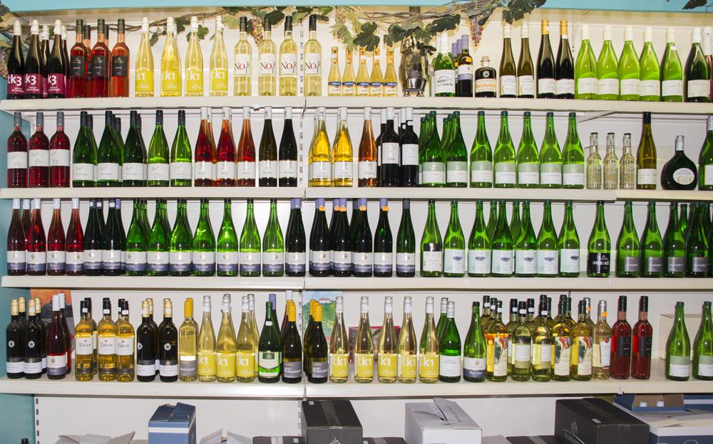 Getränke Oase Bitzinger, Ipsheim: Fränkischer Wein